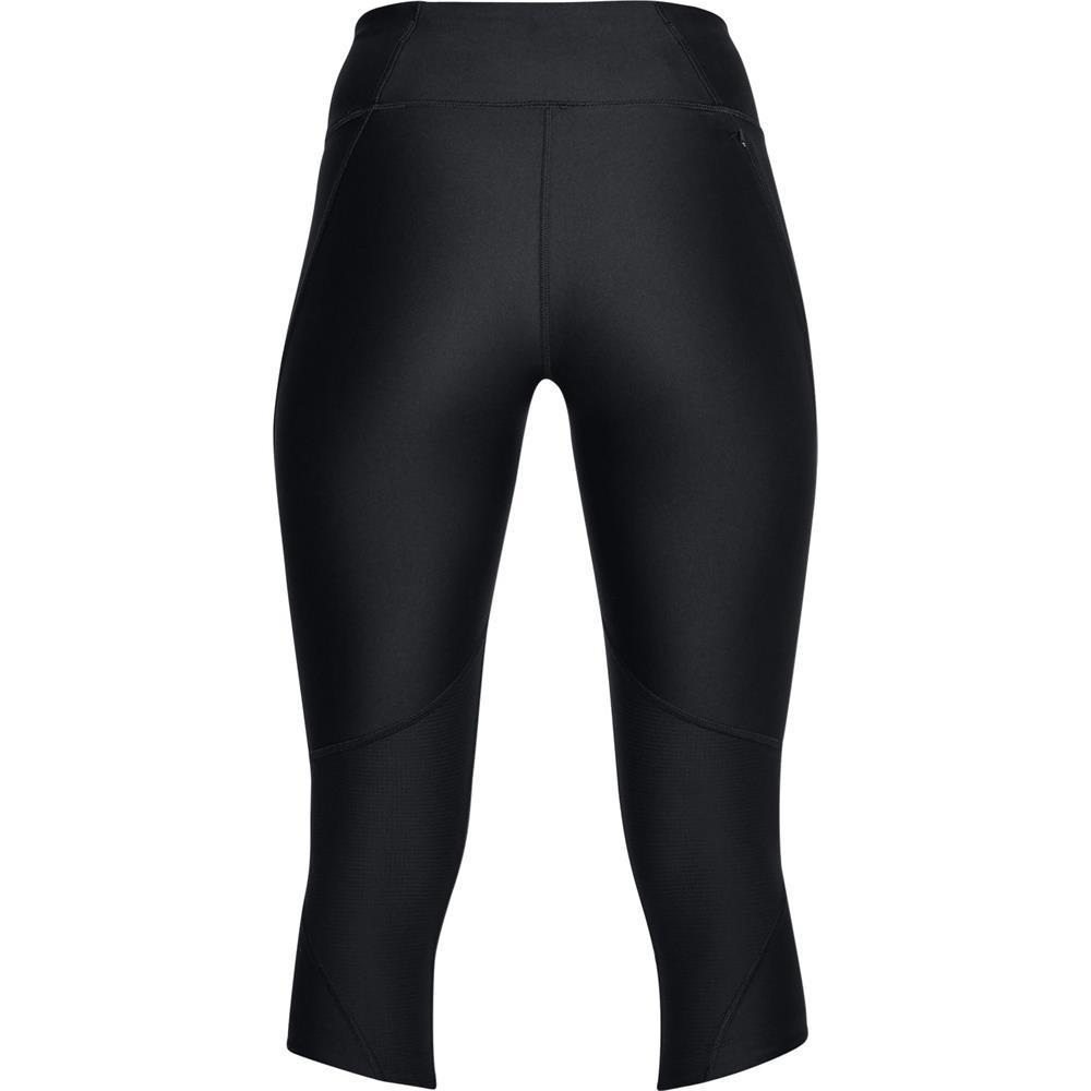 Indexbild 6 - Under Armour Fly Fast Damen Caprihose Leggings Sport Tights Sporthose Trainingsh