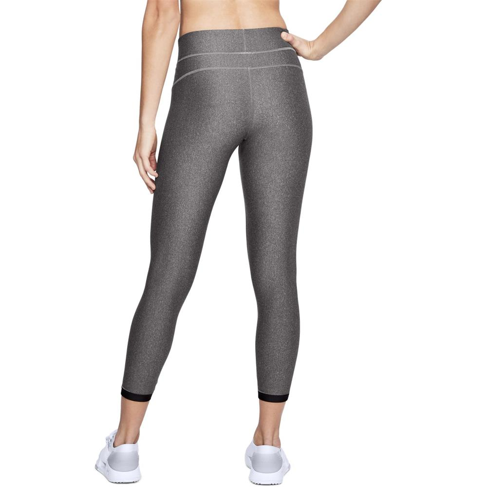 Indexbild 3 - Under Armour HeatGear Ankle Crop Sport Tights Hose Trainingshose Sporthose Leggi