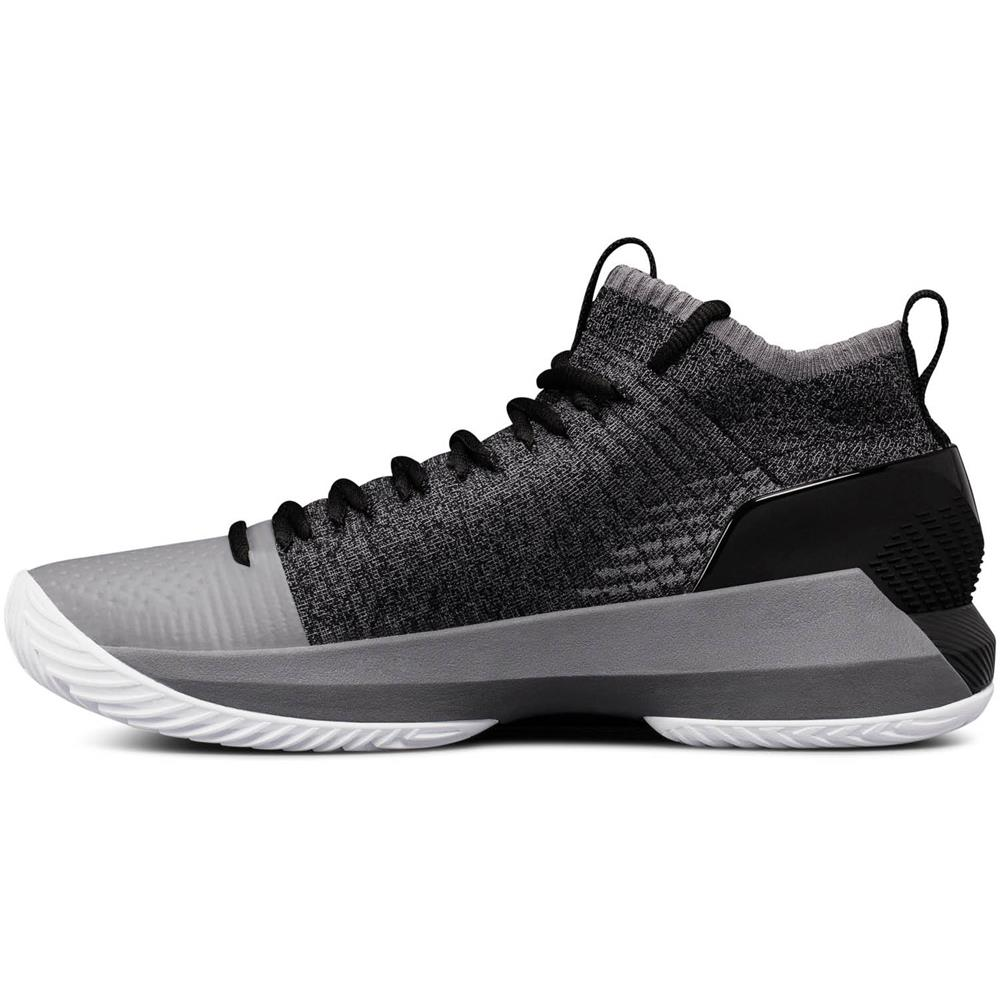 Under-Armour-Heat-Seeker-Herren-Basketballschuhe-Schuhe-Hi-Top-Sportschuhe Indexbild 4