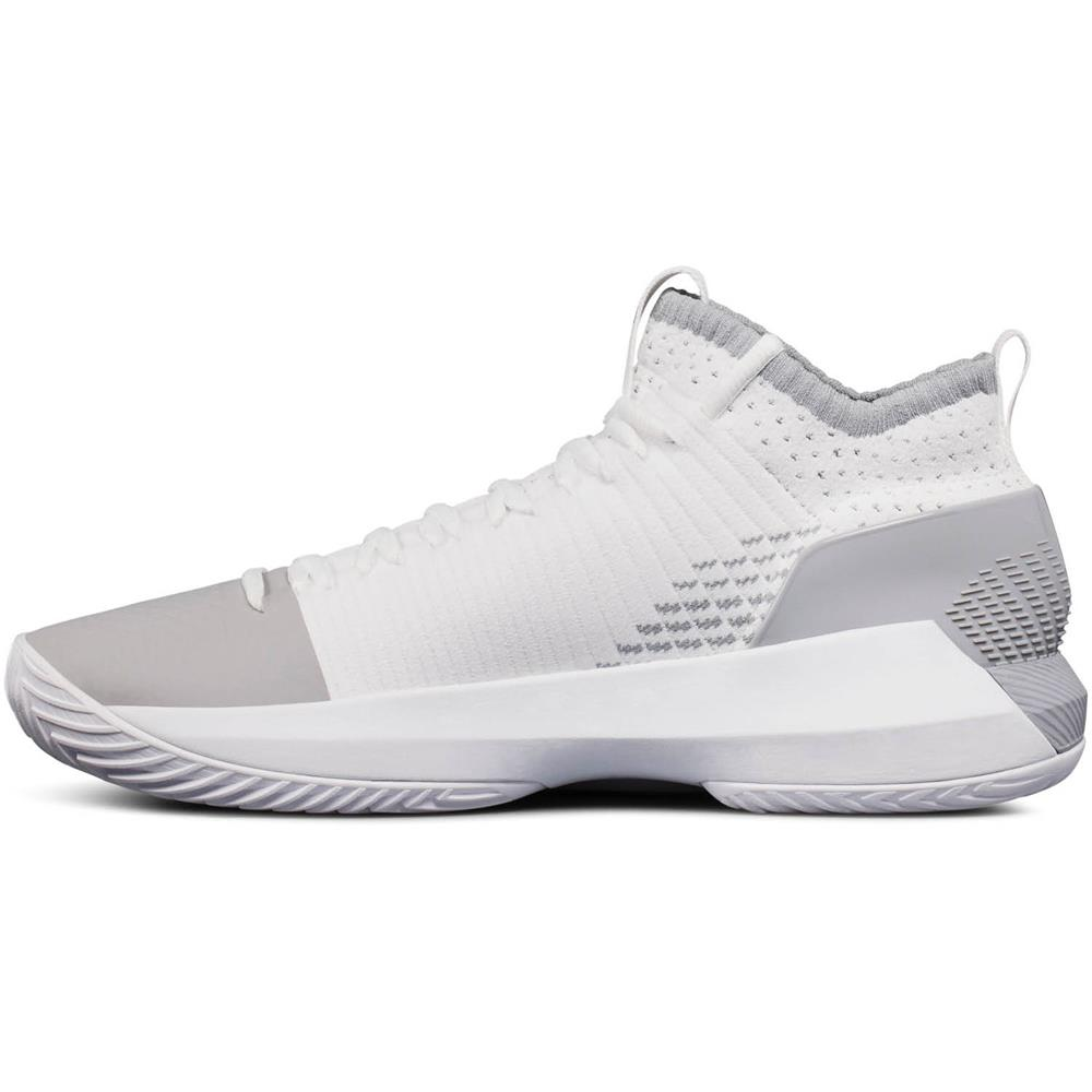 Under-Armour-Heat-Seeker-Herren-Basketballschuhe-Schuhe-Hi-Top-Sportschuhe Indexbild 9
