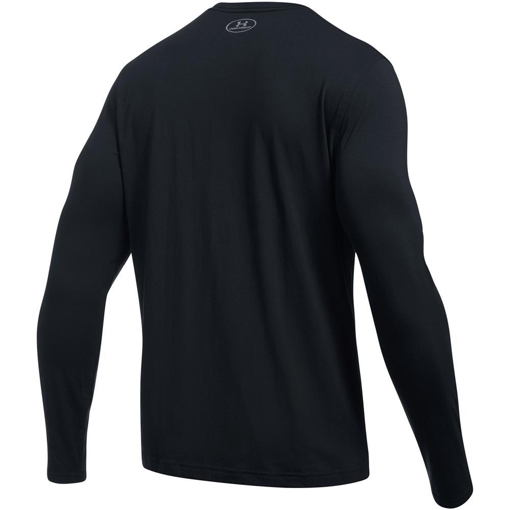 Under-Armour-UA-Sportstyle-Left-Chest-LS-Tee-Top-Langarmshirt-Fitness-Longsleeve Indexbild 11