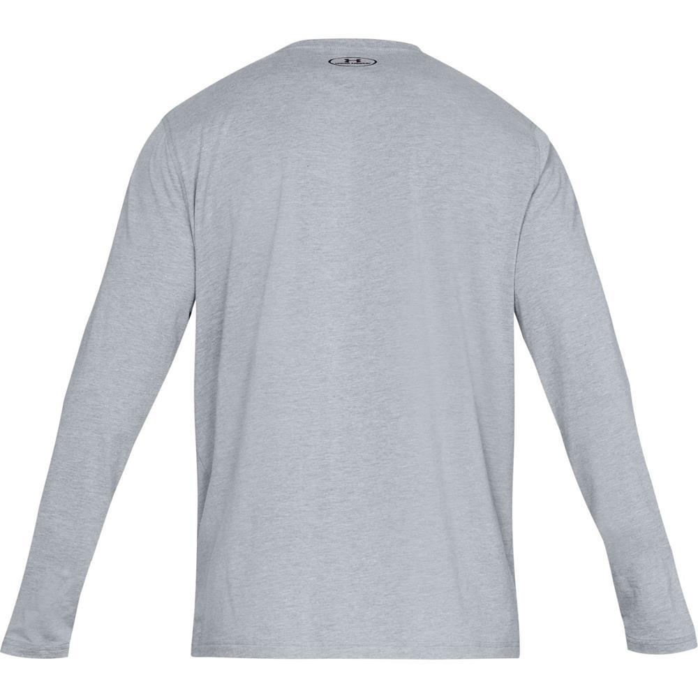 Under-Armour-UA-Sportstyle-Left-Chest-LS-Tee-Top-Langarmshirt-Fitness-Longsleeve Indexbild 6