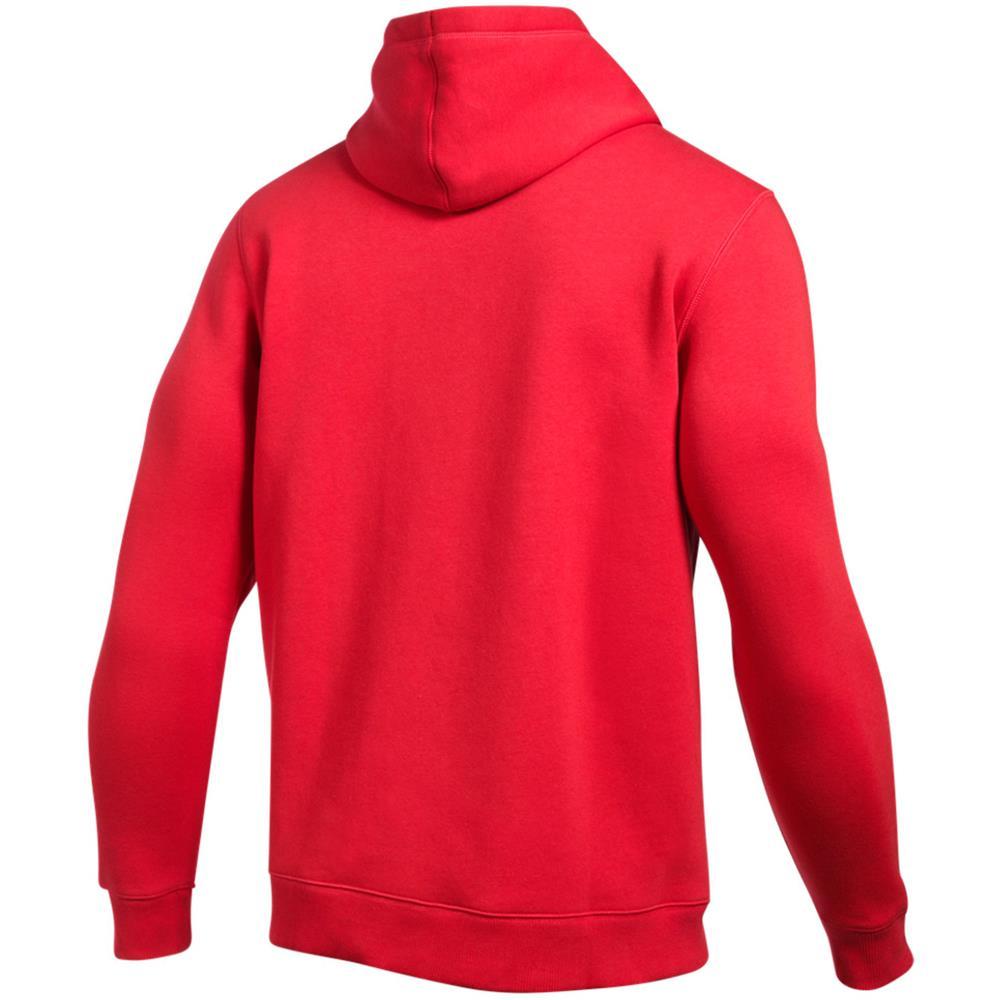 Under-Armour-Rival-Fleece-Fitted-Graphic-Hoodie-Sweatshirt-Kapuzenpullover-Pulli Indexbild 8