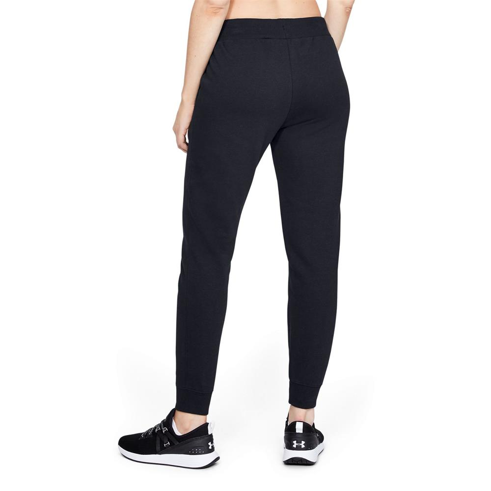 Indexbild 4 - Under Armour Rival Fleece Solid Damen Hose Sporthose Trainingshose Jogginghose