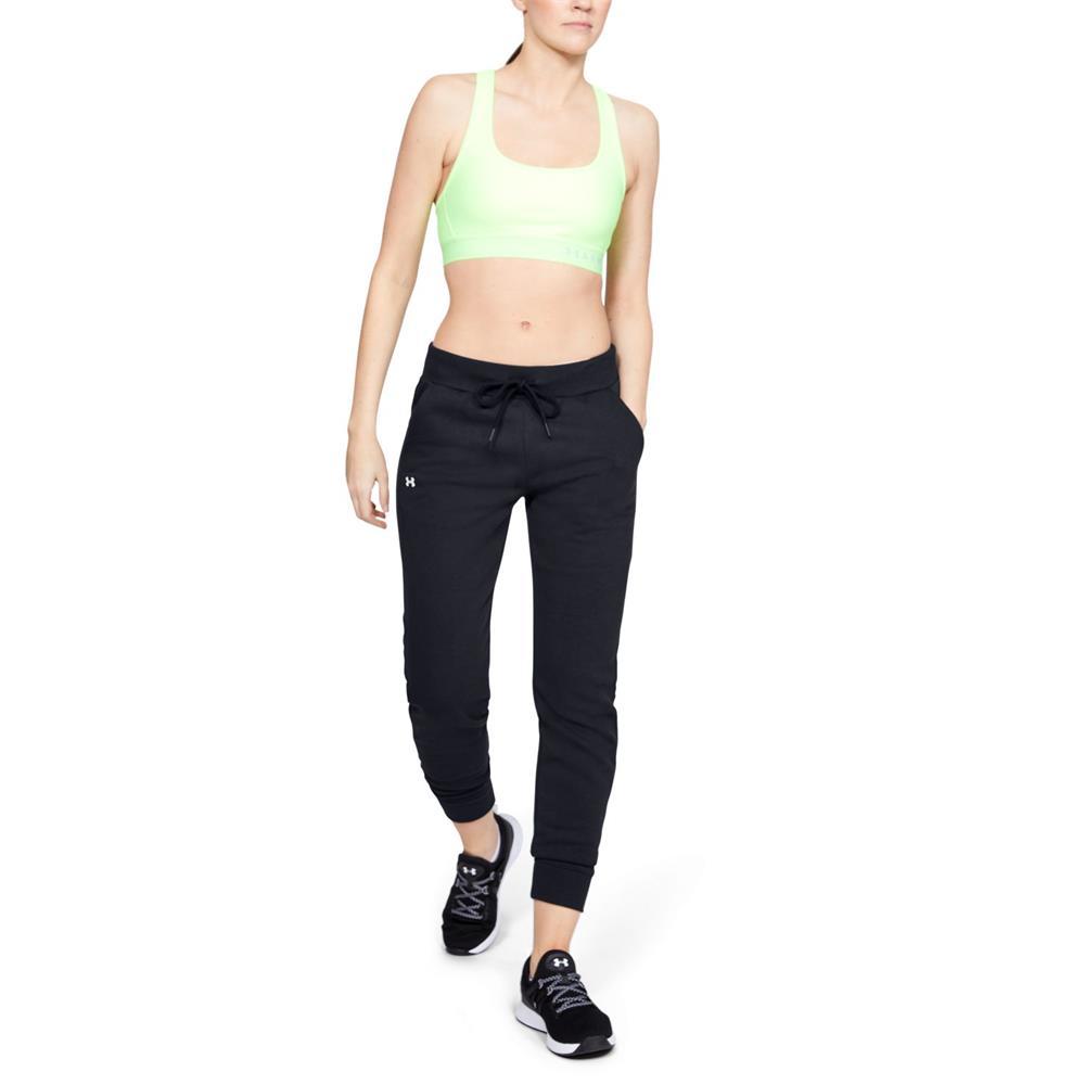 Indexbild 5 - Under Armour Rival Fleece Solid Damen Hose Sporthose Trainingshose Jogginghose