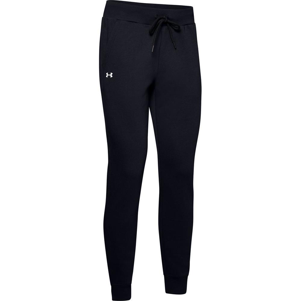 Indexbild 6 - Under Armour Rival Fleece Solid Damen Hose Sporthose Trainingshose Jogginghose
