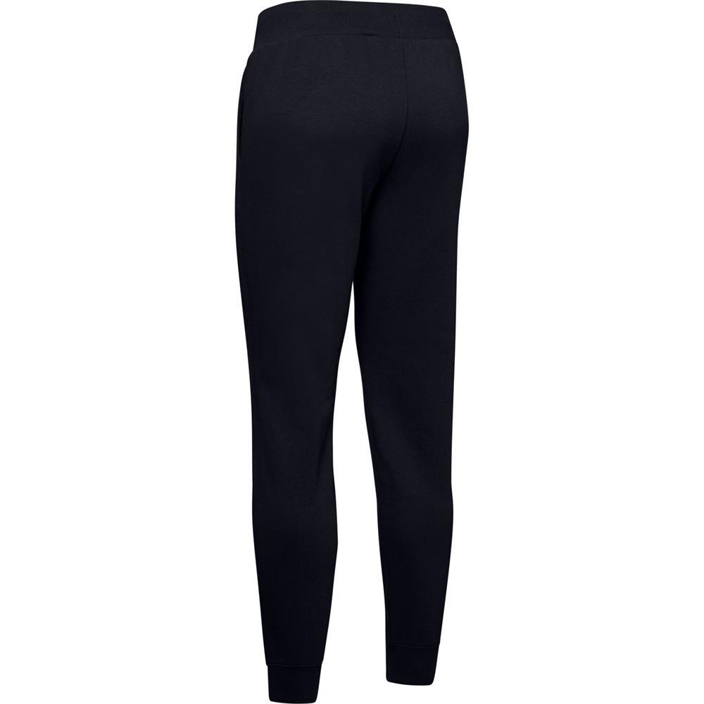 Indexbild 7 - Under Armour Rival Fleece Solid Damen Hose Sporthose Trainingshose Jogginghose