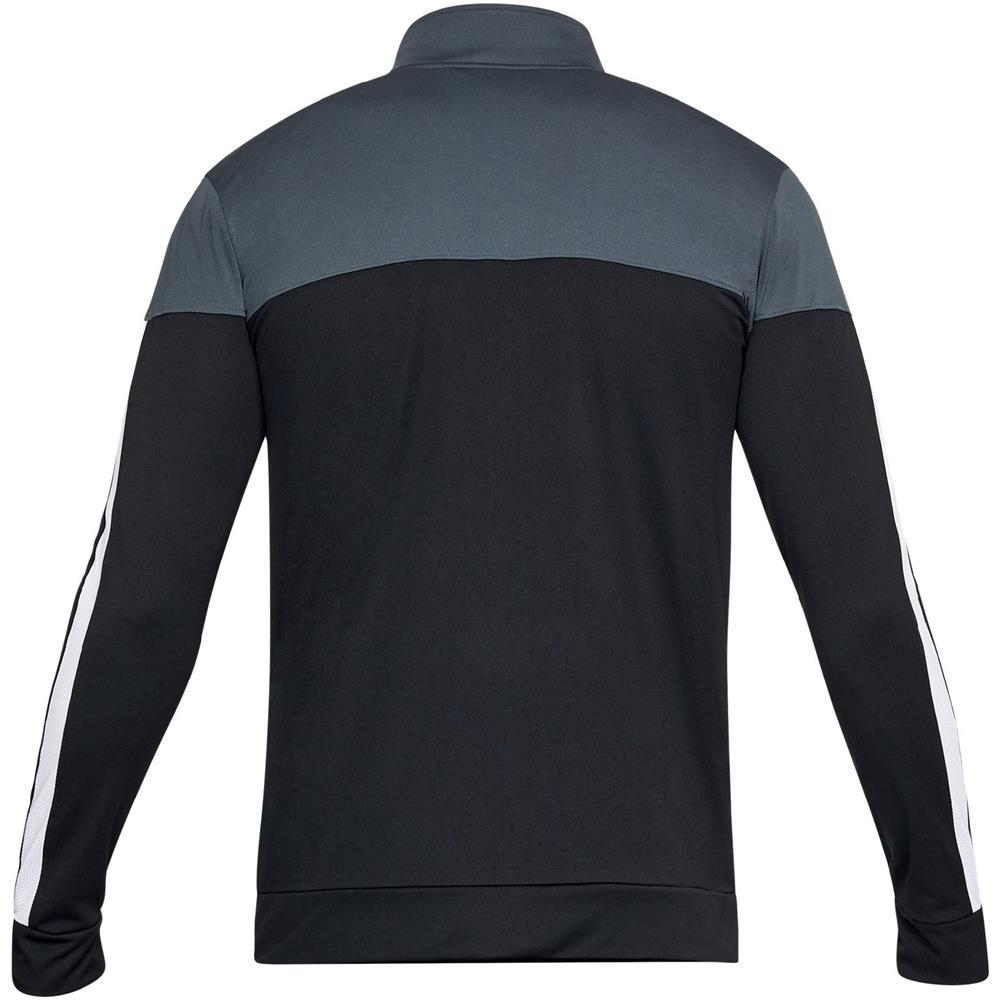 Under-Armour-UA-Sportstyle-Pique-Jacke-Trainingsjacke-Sweatjacke-Sportjacke Indexbild 7