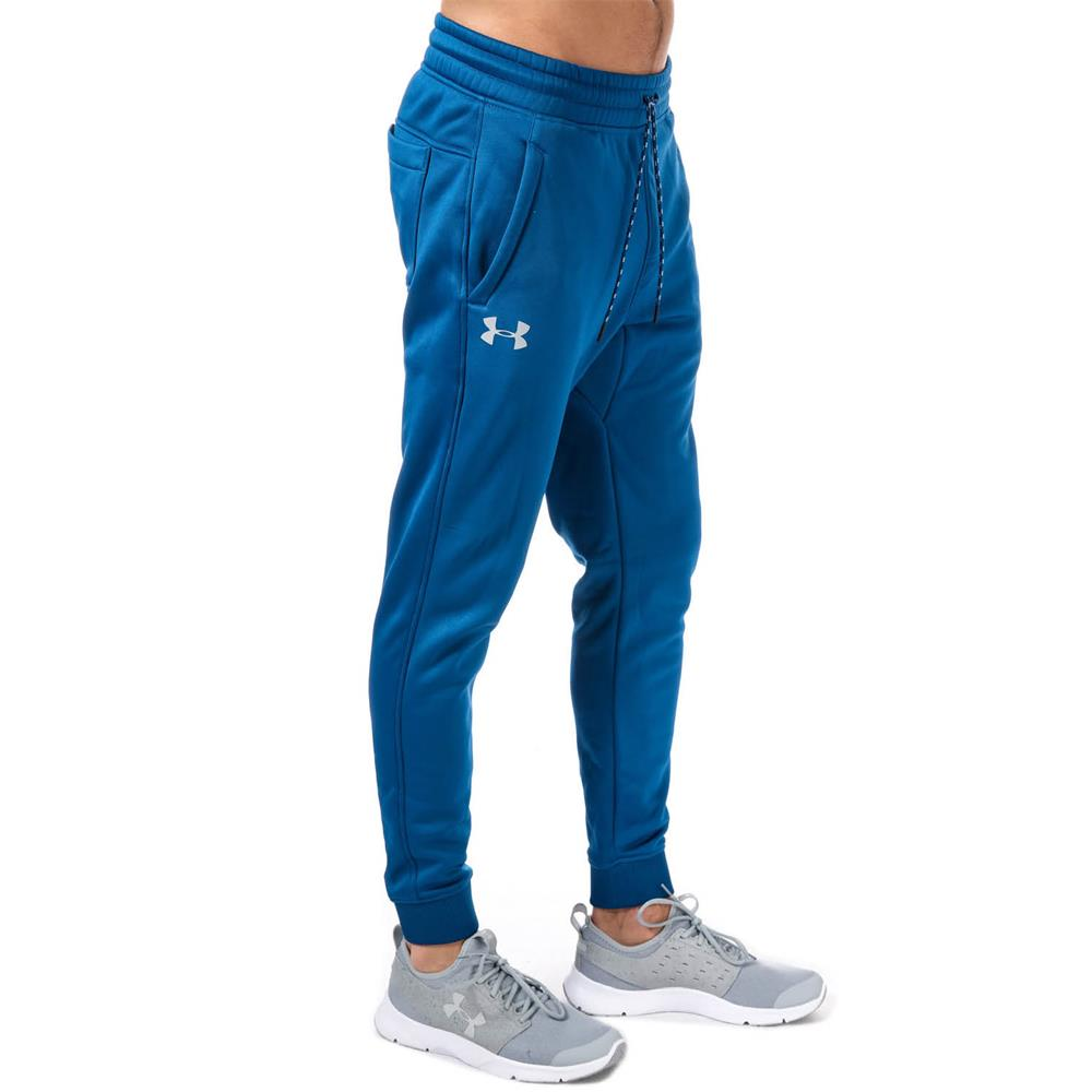 Under-Armour-Storm-Icon-Fleece-Herren-Trainingshose-Jogginghose-Hose-Sporthose Indexbild 3