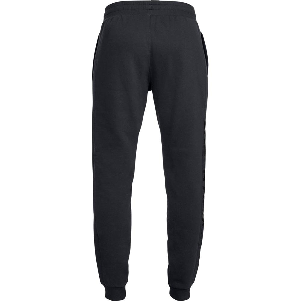Under-Armour-ColdGear-Rival-Fleece-Script-Trainingshose-Jogginghose-Sport-Hose Indexbild 14