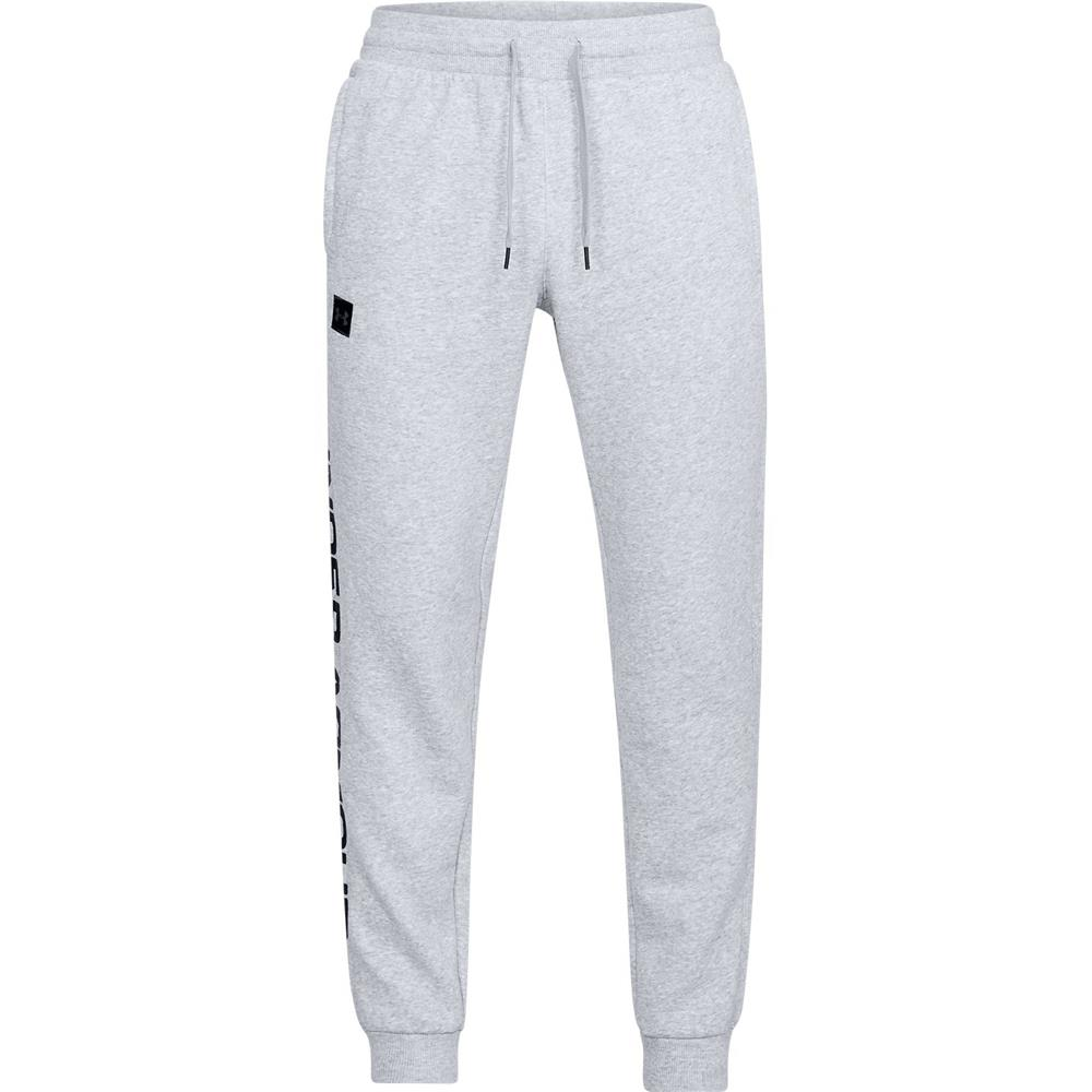 Under-Armour-ColdGear-Rival-Fleece-Script-Trainingshose-Jogginghose-Sport-Hose Indexbild 8