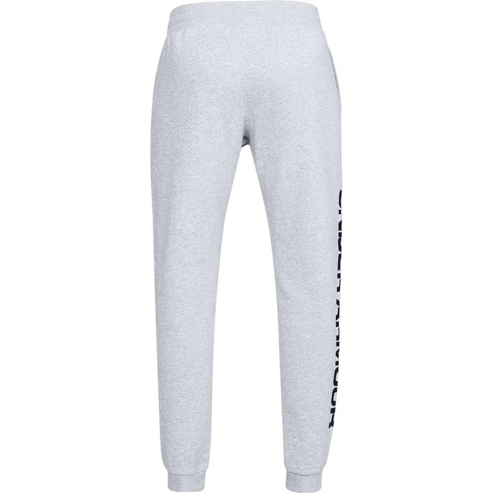 Under-Armour-ColdGear-Rival-Fleece-Script-Trainingshose-Jogginghose-Sport-Hose Indexbild 9