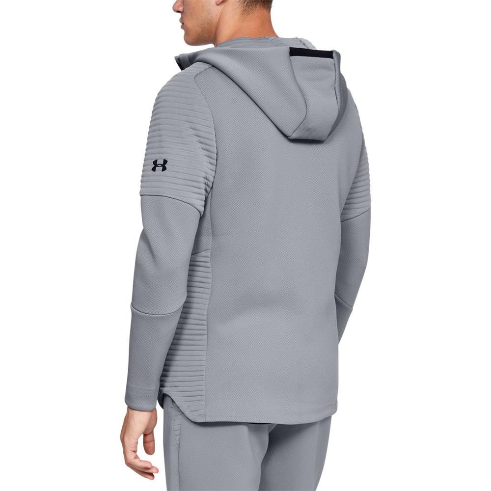 Under-Armour-UA-Unstoppable-Move-Fullzip-Hoodie-Sweatjacke-Hoody-Sweatshirt Indexbild 3