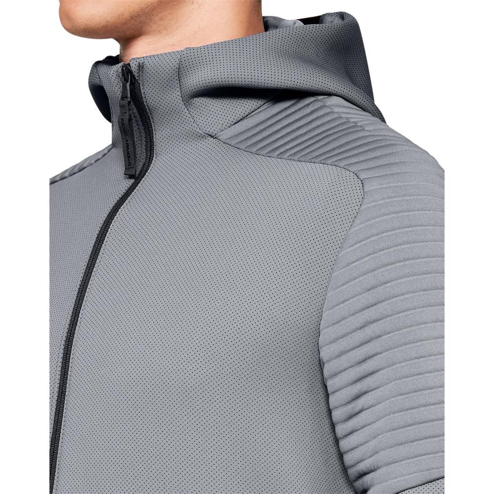 Under-Armour-UA-Unstoppable-Move-Fullzip-Hoodie-Sweatjacke-Hoody-Sweatshirt Indexbild 4