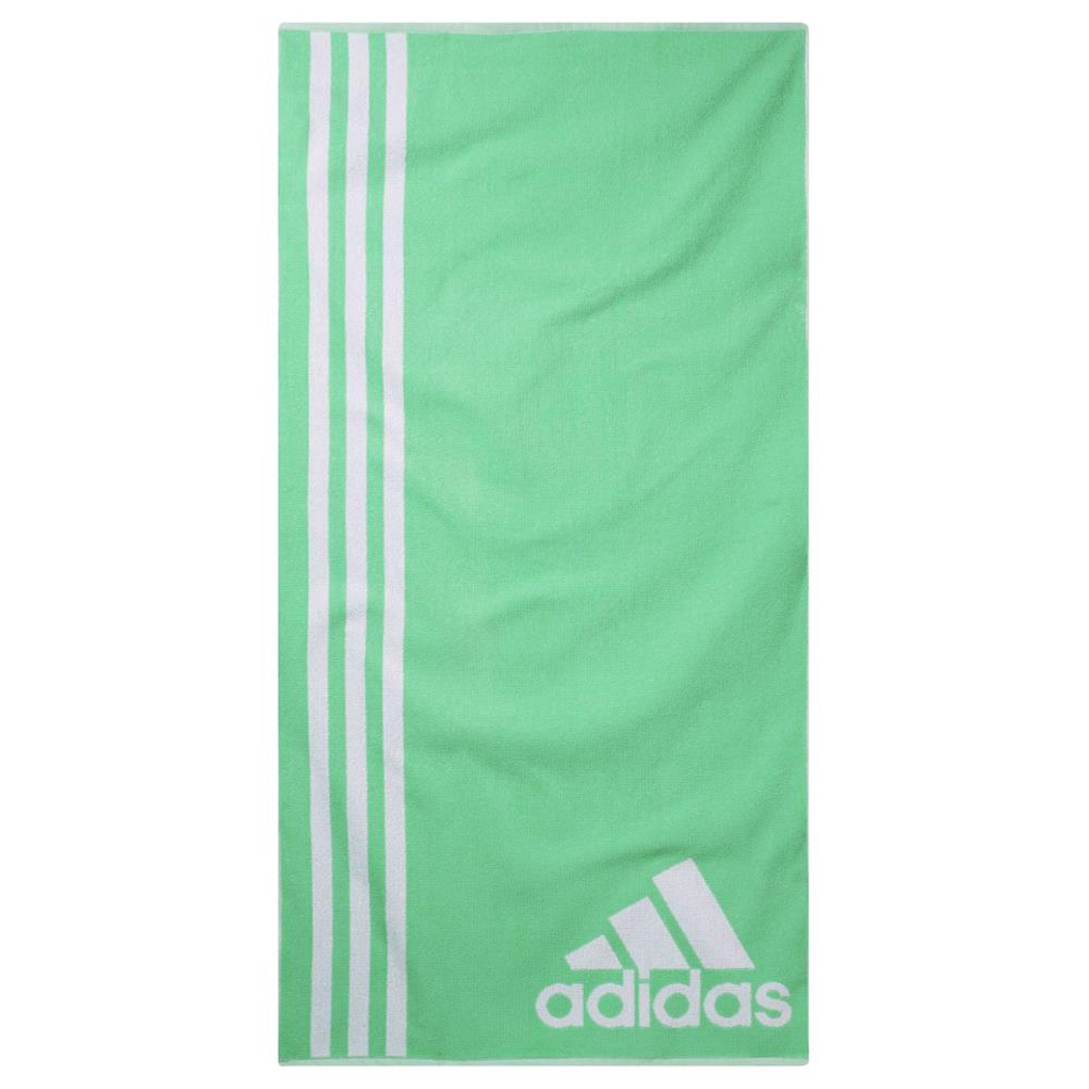 Towel Fitness Handtuch: Adidas Towel Shower Gym Fitness Beach Size L = 70 X 140 Cm