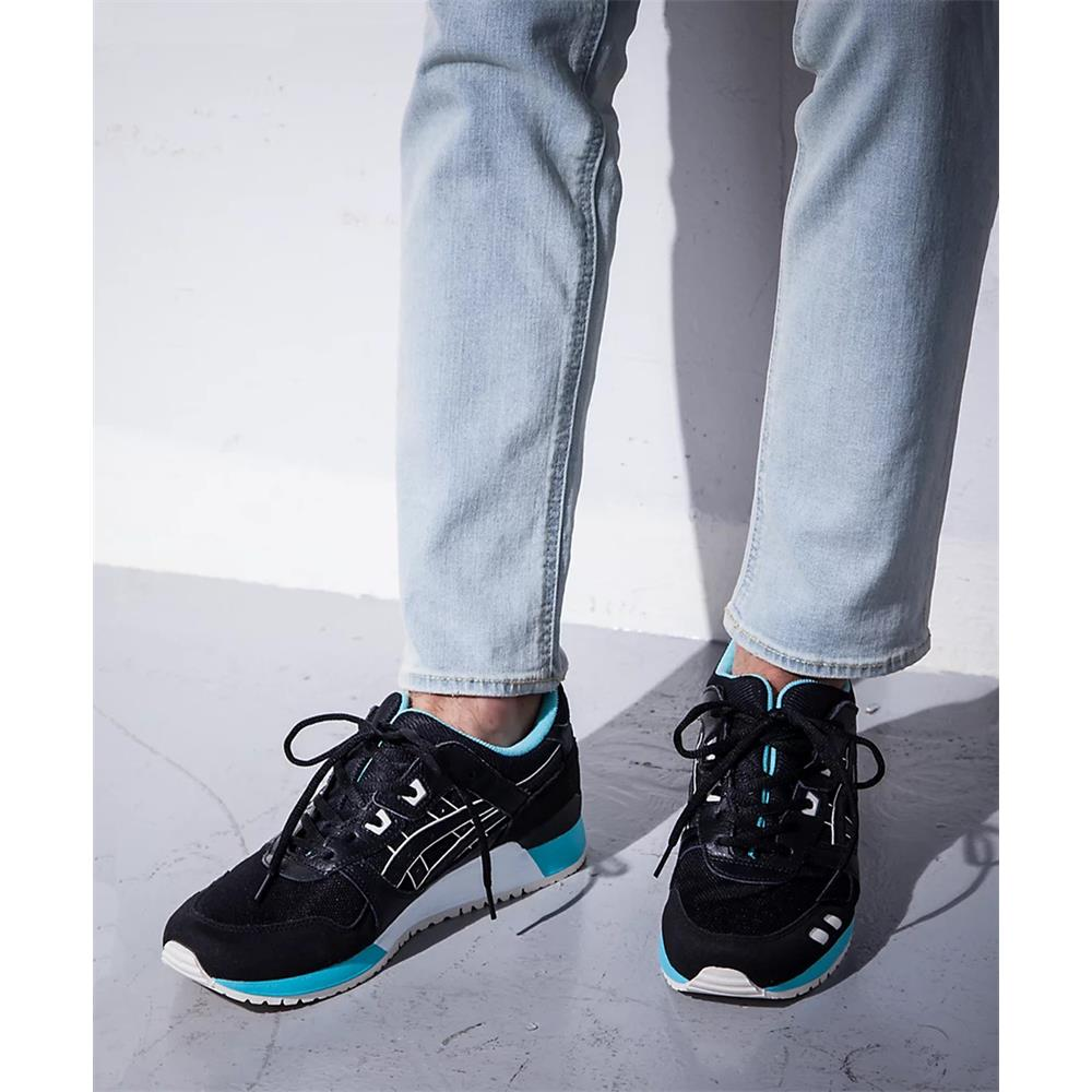 Indexbild 9 - Asics Gel-Lyte III Sneaker Unisex Schuhe Sportschuhe Turnschuhe Freizeitschuhe