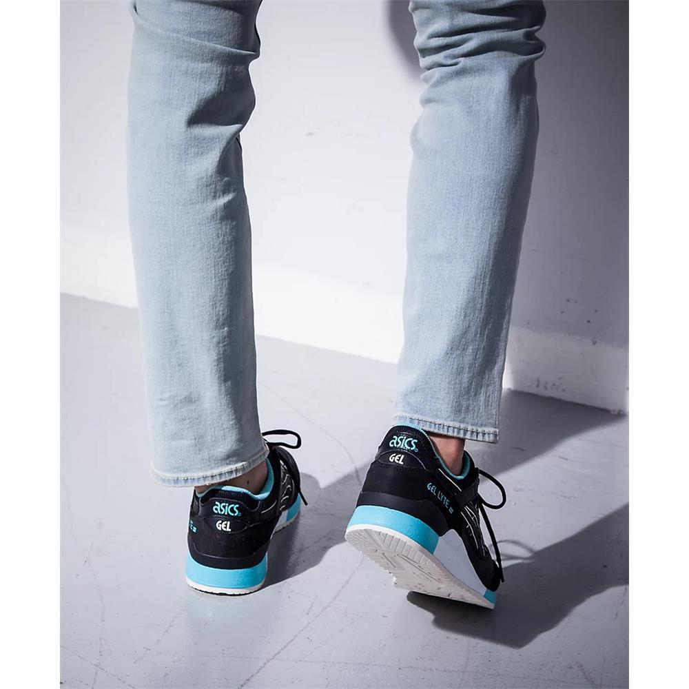 Indexbild 10 - Asics Gel-Lyte III Sneaker Unisex Schuhe Sportschuhe Turnschuhe Freizeitschuhe