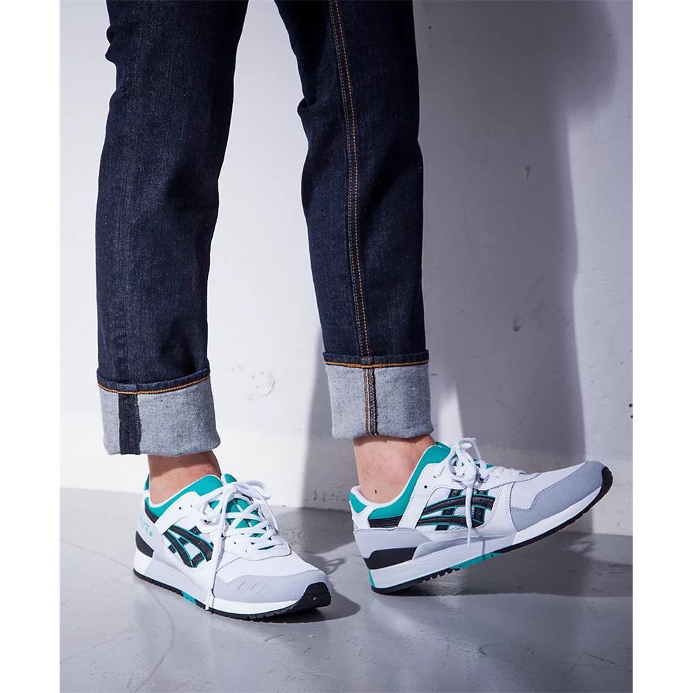 Indexbild 18 - Asics Gel-Lyte III Sneaker Unisex Schuhe Sportschuhe Turnschuhe Freizeitschuhe