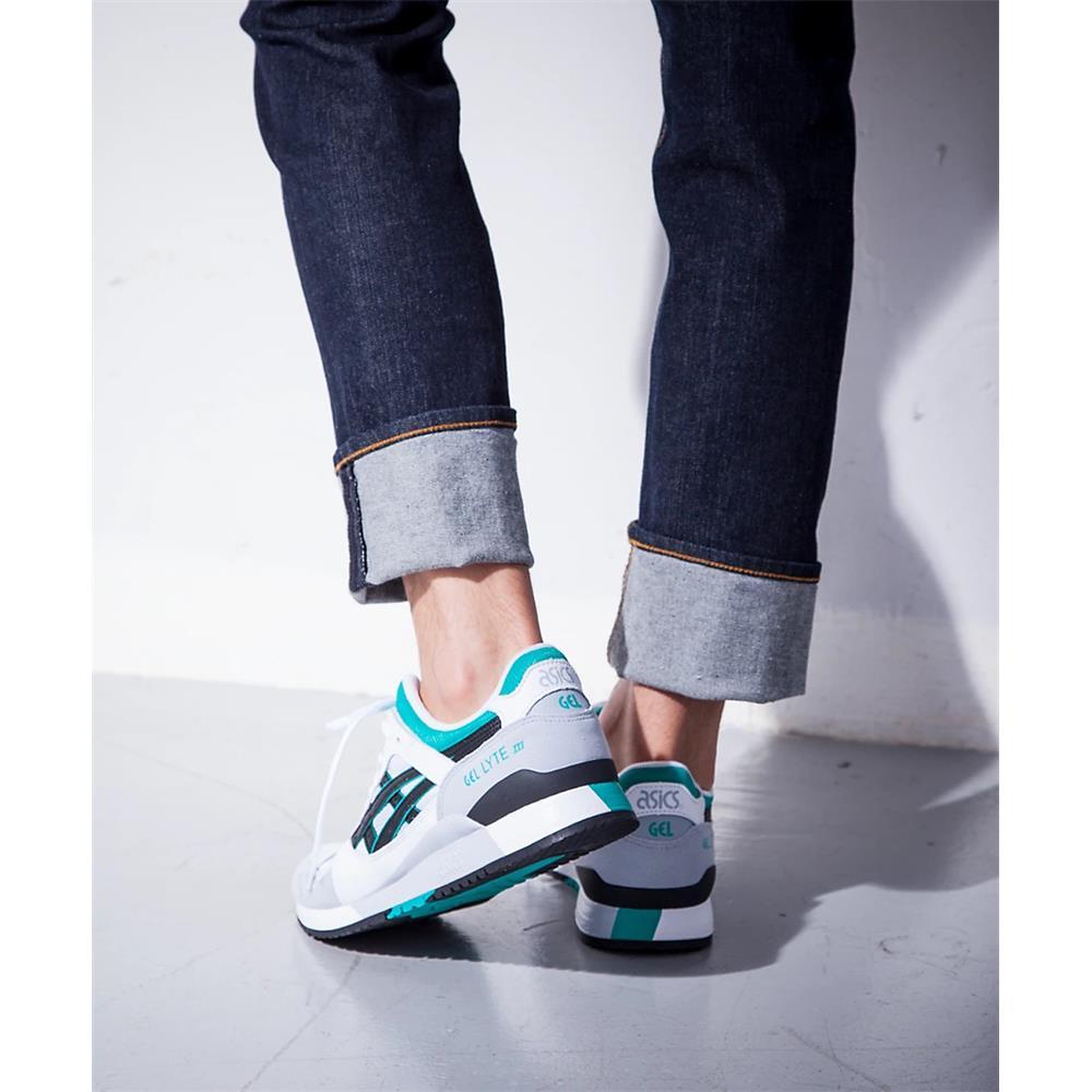 Indexbild 19 - Asics Gel-Lyte III Sneaker Unisex Schuhe Sportschuhe Turnschuhe Freizeitschuhe