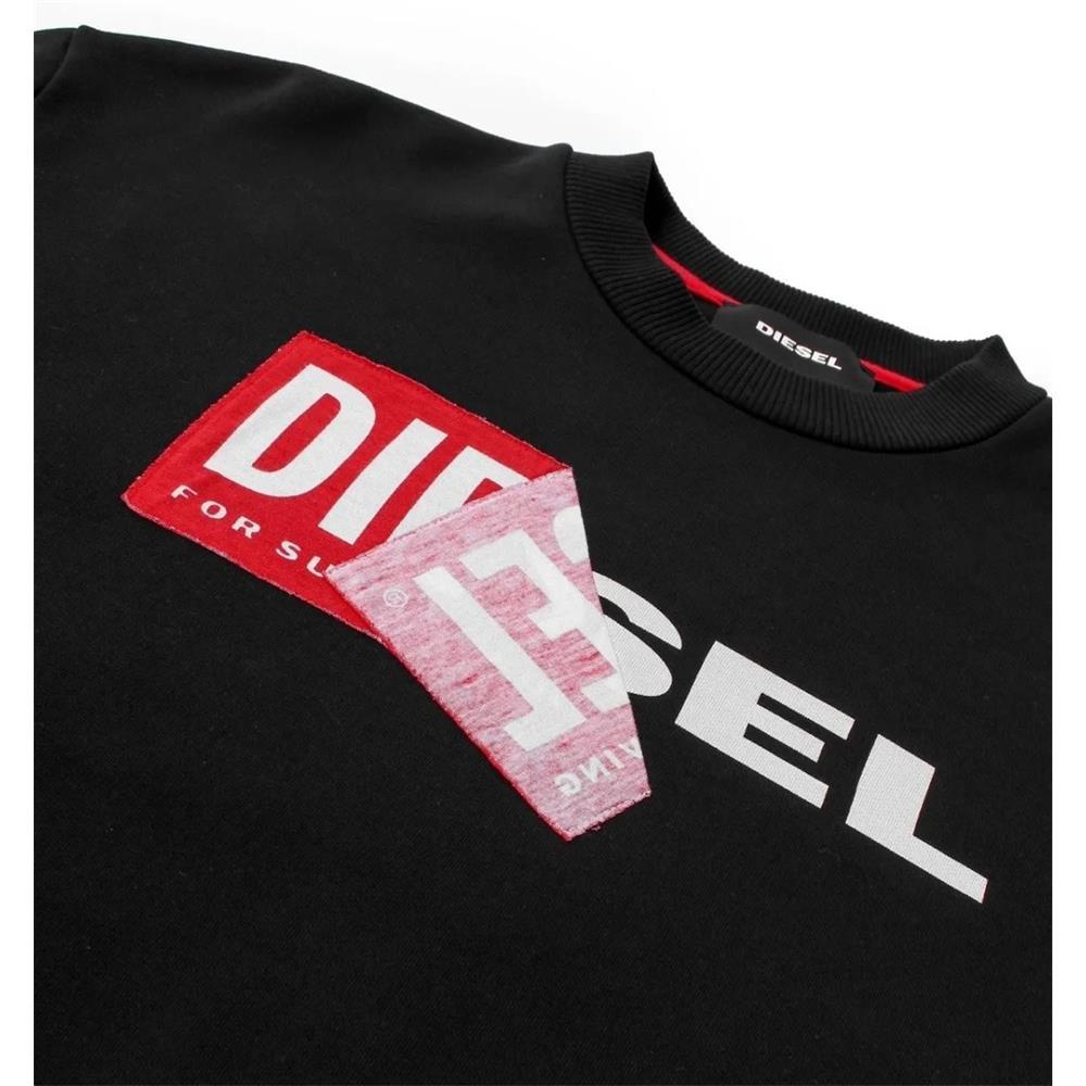 Indexbild 7 - Diesel S-SAMY Herren Sweatshirt Pullover Sweater Pulli