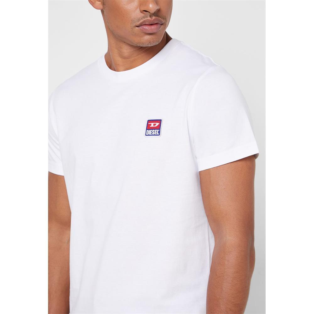Indexbild 4 - Diesel T-DIEGO-DIV Herren T-Shirt Tee Shirt Kurzarm