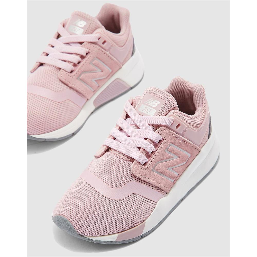 Indexbild 6 - New Balance 247 Kinder Sneaker Sportschuhe Mädchen Schuhe Turnschuhe