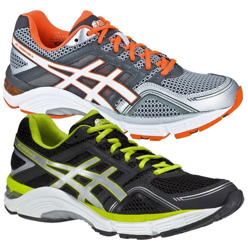 Details zu Asics Gel-Foundation 11 (2E) Laufschuhe Running Schuhe  Sportschuhe Turnschuhe