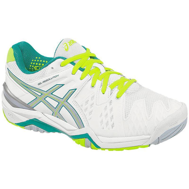 7cea9bb8d94 Asics Gel-Resolution 6 All Court women s tennis shoes trainers