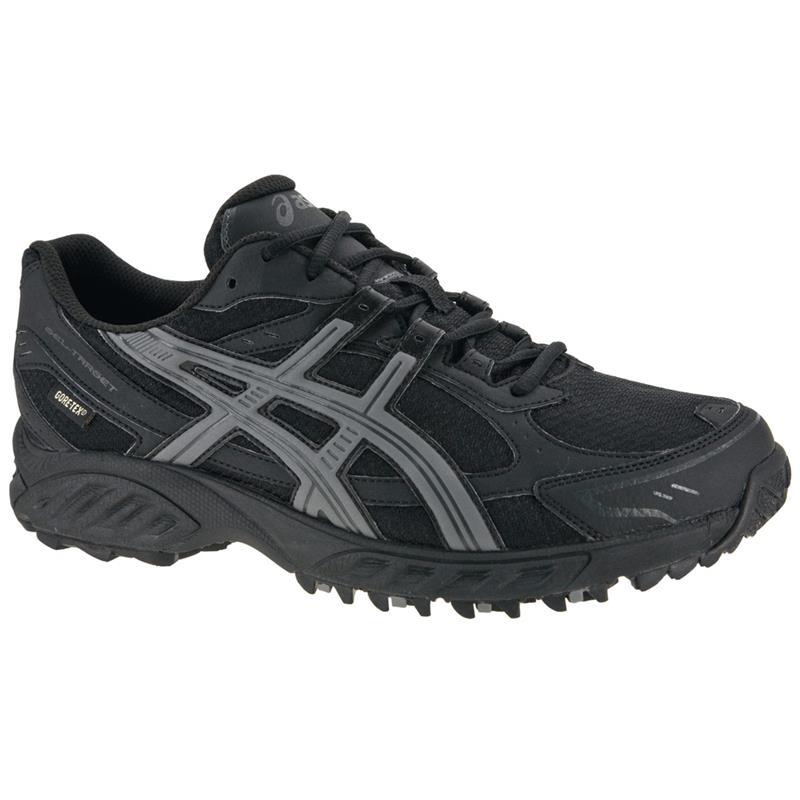asics gel target gore tex gtx running shoes outdoor sports. Black Bedroom Furniture Sets. Home Design Ideas