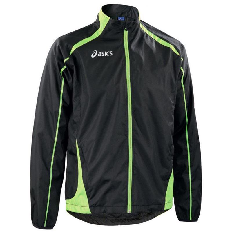Details about Asics Windbreaker Colin Jacket Windbreaker Track Jacket Sports Jacket show original title