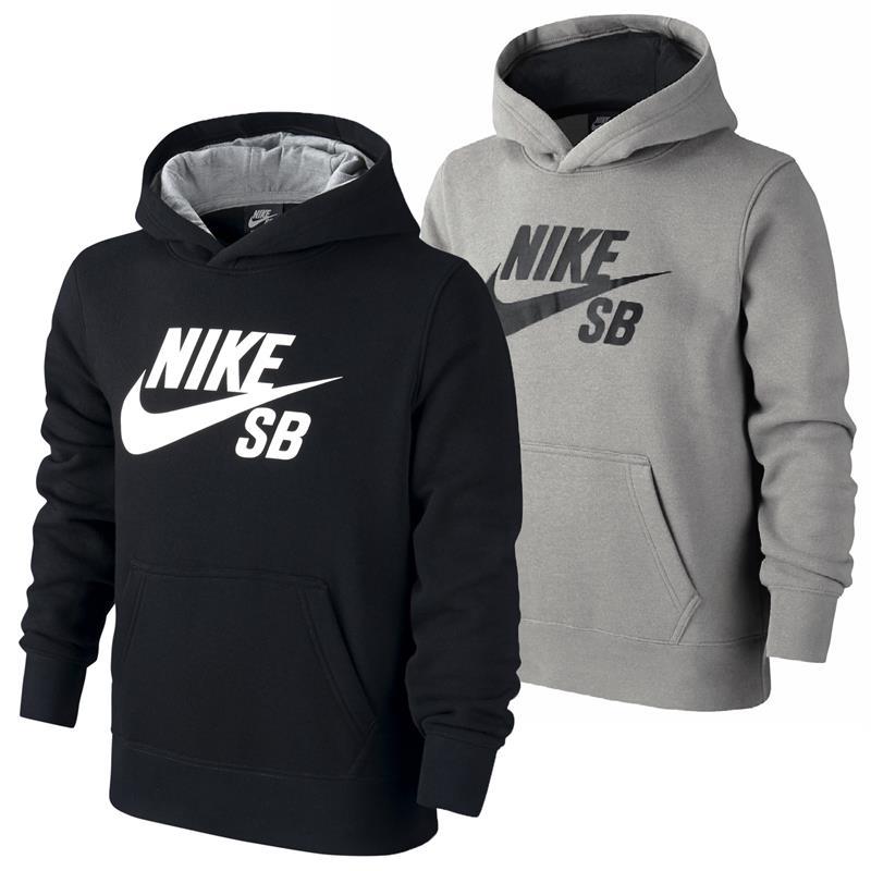 nike hoodie schwarz