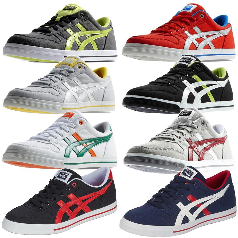 sneakers for cheap db04e af7fa Details about Asics Onitsuka Tiger Aaron CV sneaker shoes trainers
