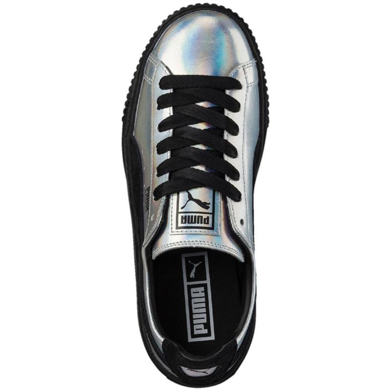 Details zu Puma Basket Platform Explosive Damen Sneaker Schuhe Turnschuhe Freizeitschuhe