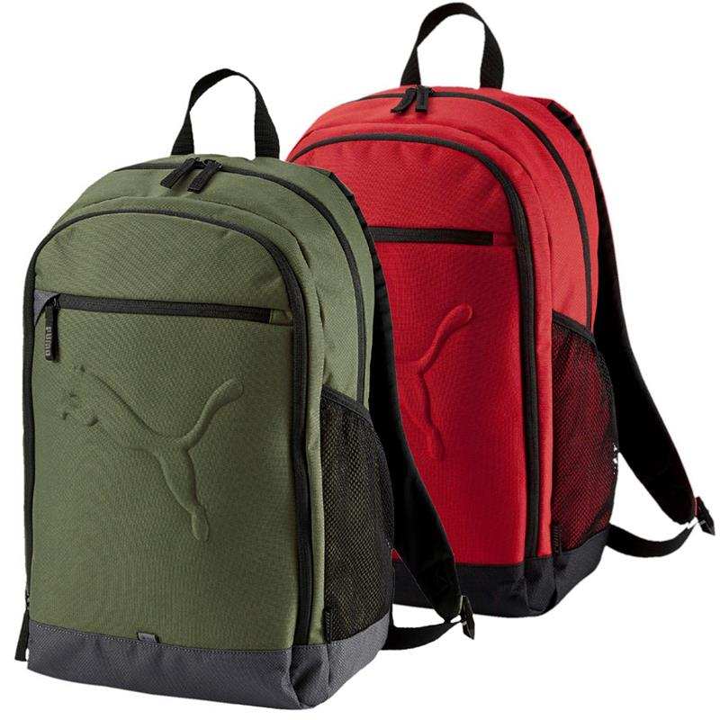 Puma Buzz Backpack basics sports book bag gym bag  16817c488b53a