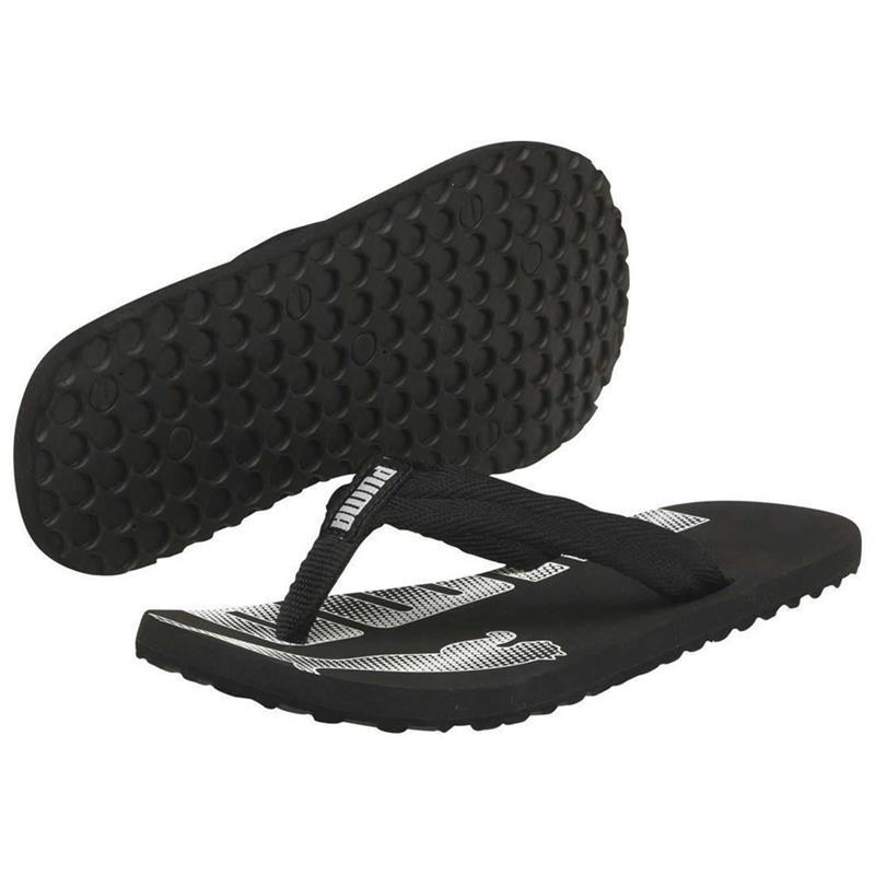 puma epic flip kinder zehentrenner sandalen badelatschen badeschuhe flop ebay. Black Bedroom Furniture Sets. Home Design Ideas