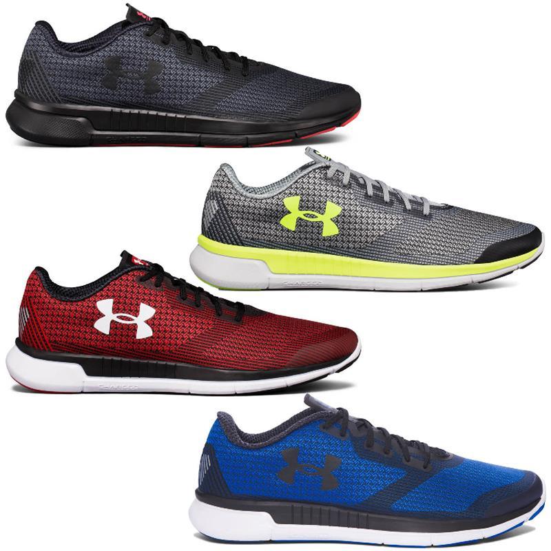 Détails sur Under Armour Charged Lightning Chaussures De Course Running Fitness Chaussures Chaussures De Sport afficher le titre d'origine