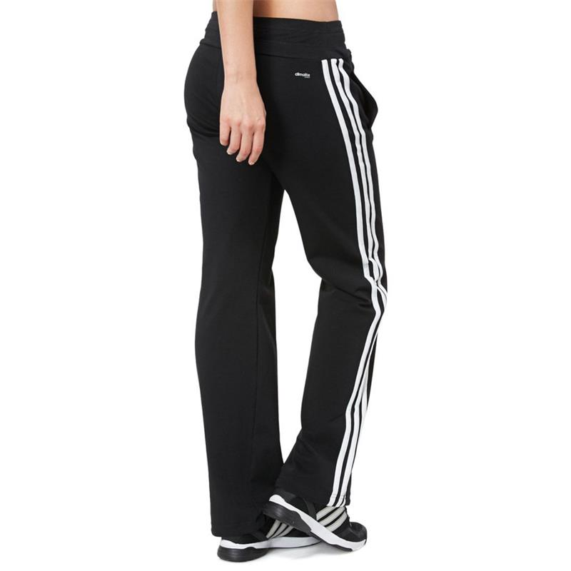adidas ess 3s knit women 39 s pants essentials sports. Black Bedroom Furniture Sets. Home Design Ideas